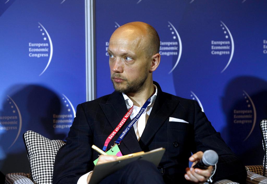 Szymon Sikorski, dyrektor generalny Publicon Public Relations & Communications (fot. PTWP)