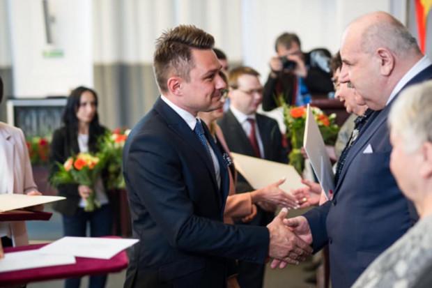 Marcin Gołaszewski, przewodniczący Rady Miejskiej w Łodzi (fot. Facebook/Marcin Gołaszewski)
