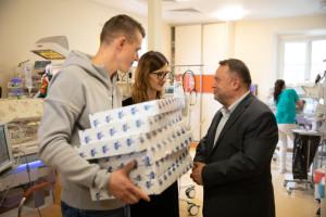 Kraków wynajął mieszkanie dla rodziców sześcioraczków