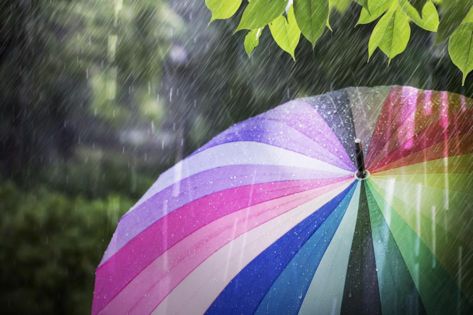 Prognoza pogody na 25 i 26 maja. Deszcz ustępuje, będą burze