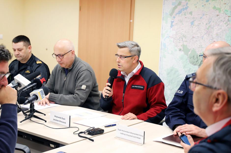 Wojewoda śląski odwołał pogotowie przeciwpowodziowe na południu regionu