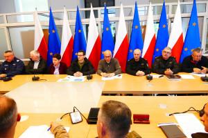 Powódź w Śląskiem. Premier Morawiecki uspokaja