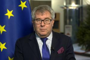 Ryszard Czarnecki: Będziemy walczyć, by mocno skorygować budżet europejski