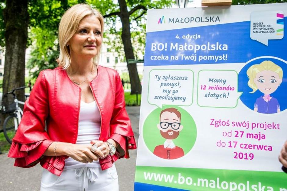 Rekordowy budżet obywatelski województwa małopolskiego