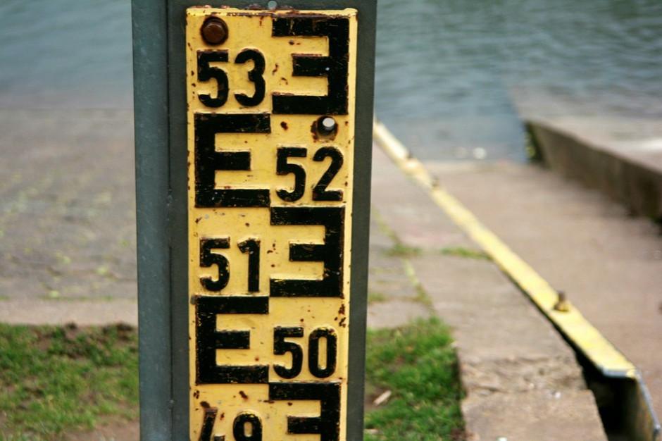 Świętokrzyskie: Alarmy powodziowe nadal w dwóch powiatach