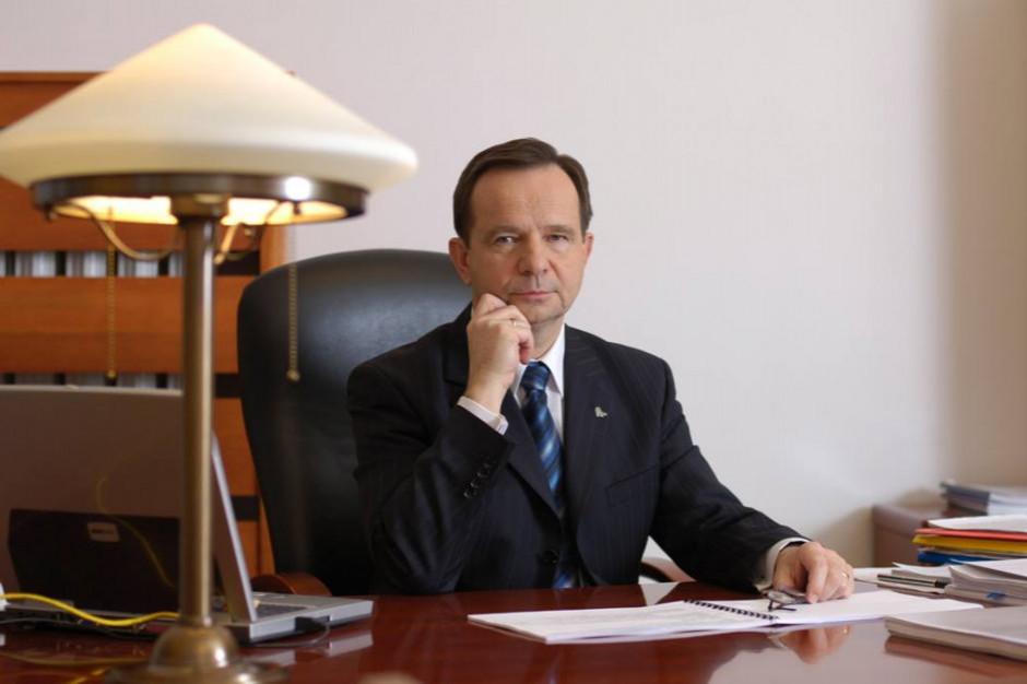Marszałek Ortyl podziękował mieszkańcom regionu za frekwencję