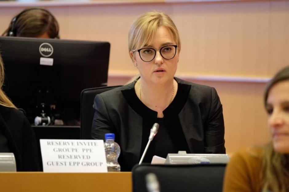Sukces wdowy po prezydencie Gdańska w wyborach do Parlamentu Europejskiego