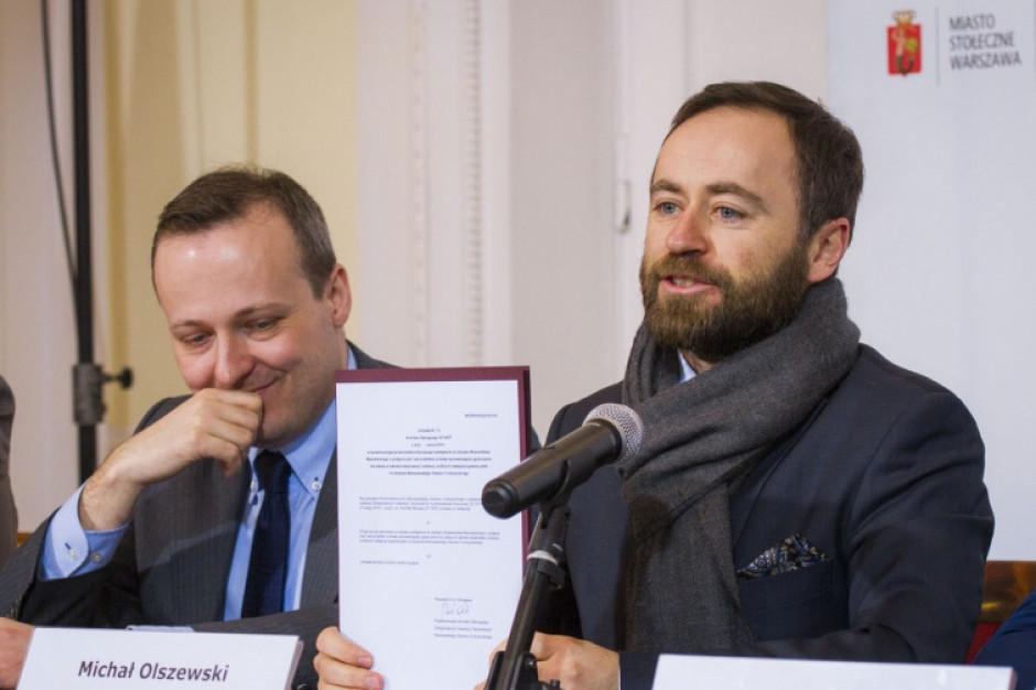 Michał Olszewski: Potrzebujemy kompleksowych zmian w gospodarce odpadami, a nie nowelizacji