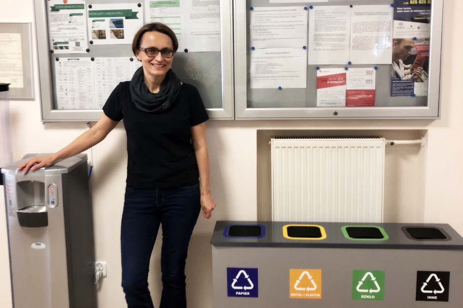 Wójt Izabelina: sami urzędnicy nie rozwiążą problemu zagospodarowania odpadów