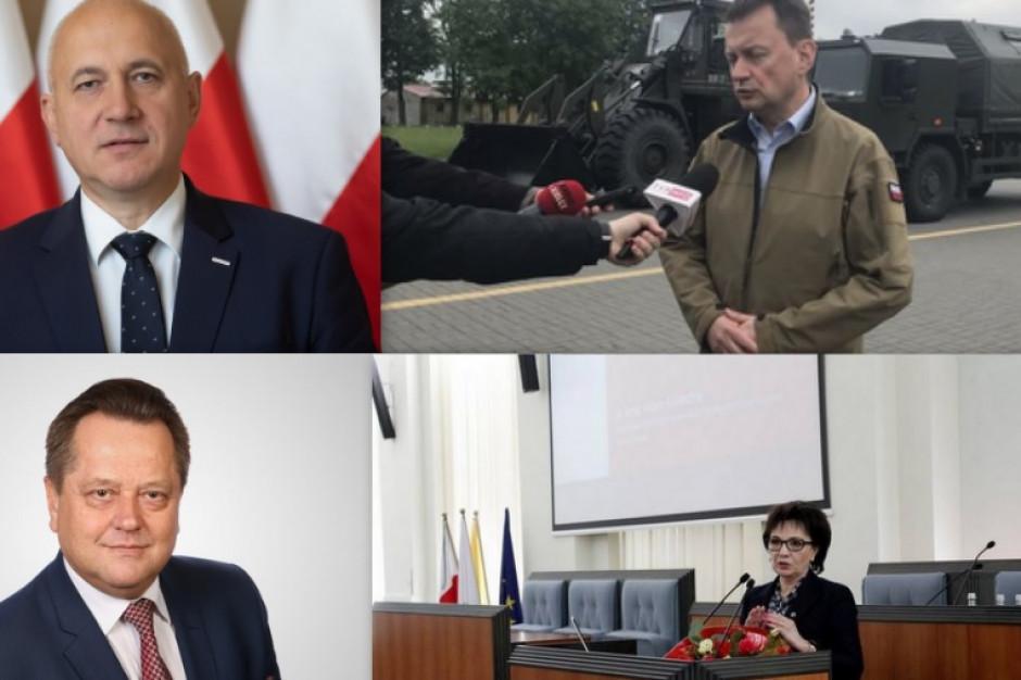 Kto za Joachima Brudzińskiego na szefa MSWiA?