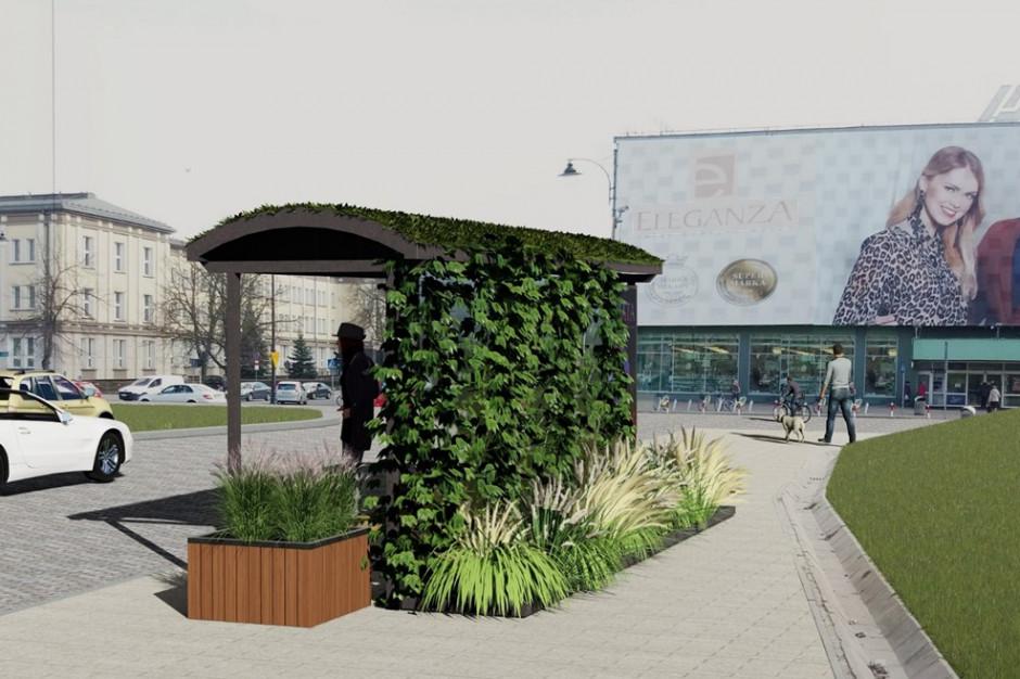 Zielone przystanki niebawem będą służyć mieszkańcom Białegostoku