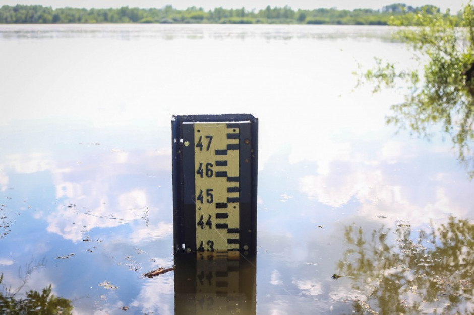 Płock: Ogłoszono pogotowie przeciwpowodziowe