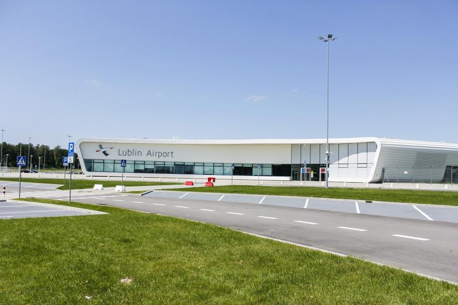Terminal lotniska w Lublinie już rozbudowany