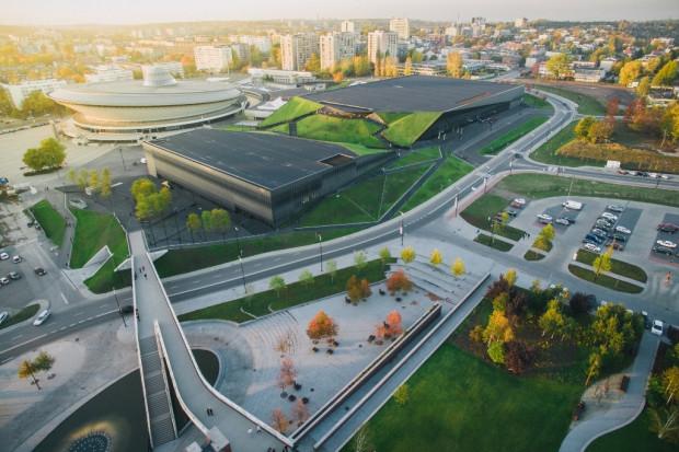 Światowe Forum Miast odbędzie się w Międzynarodowym Centrum Kongresowym w Katowicach (fot. mat. pras.)