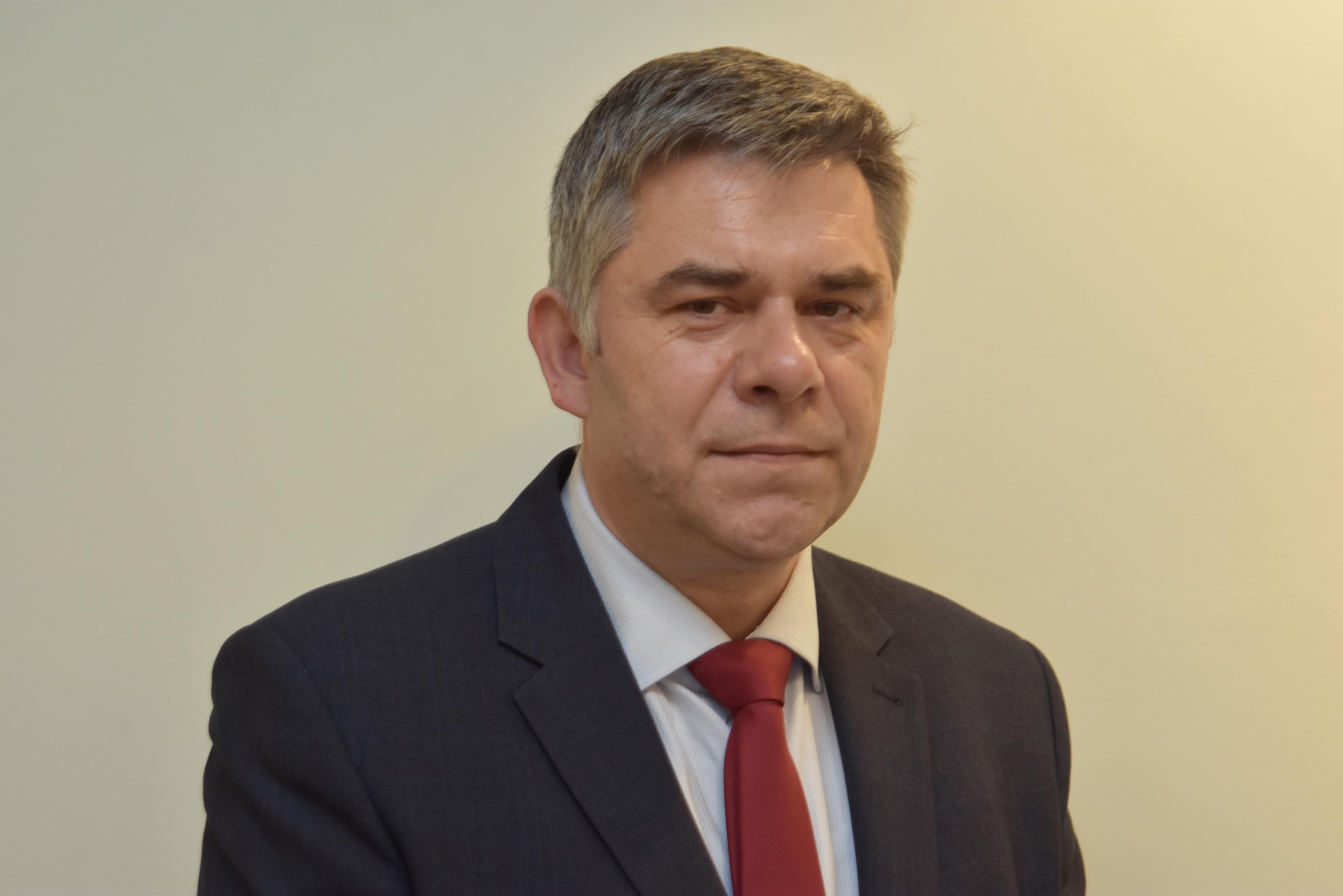 Bartłomiej Strózik, nowy zastępca wójta gminy Świdnica (fot. UGŚ)