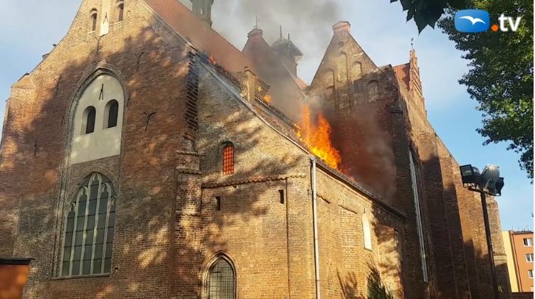 Kościół św. Piotra i Pawła należy do największych kościołów gotyckich w Gdańsku.(fot. trojmiasto.pl)