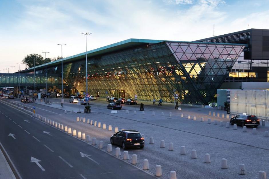 Kraków Airport: Lotnisko obsługuje coraz więcej pasażerów