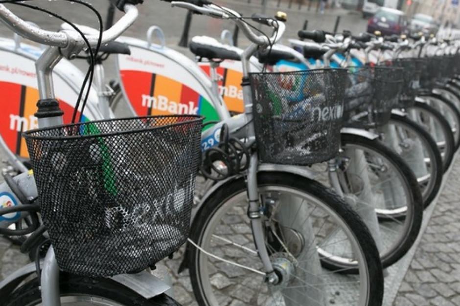 Tysiąc dodatkowych rowerów miejskich we Wrocławiu