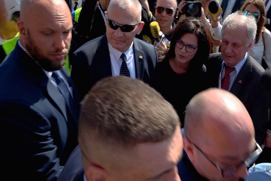PiS o zachowaniu prezydent Gdańska: Happening, awantura