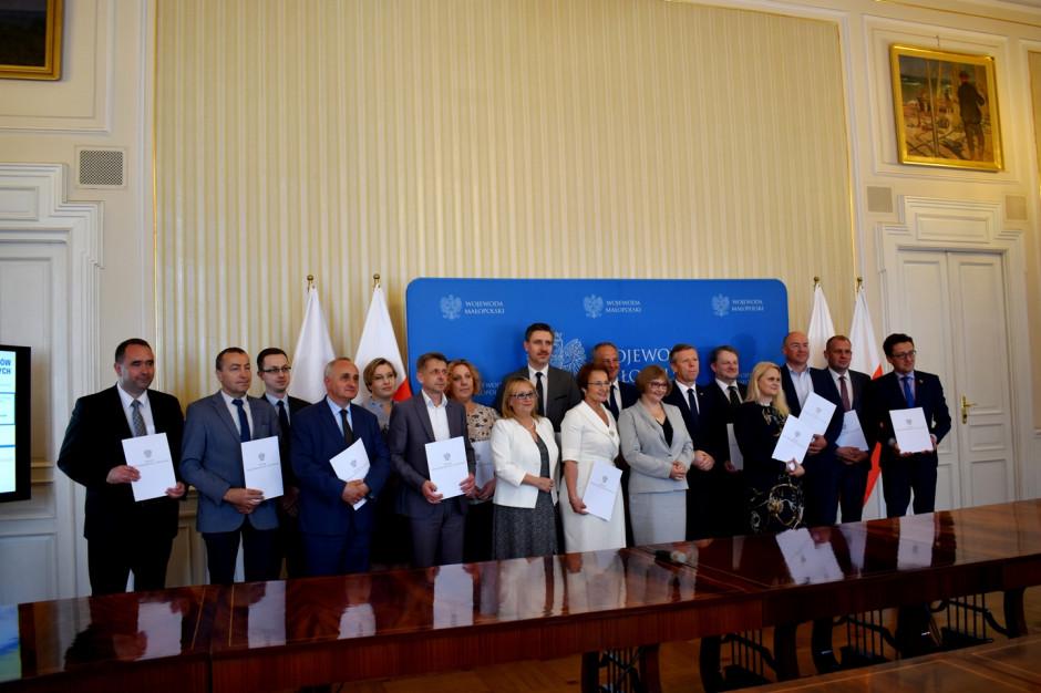 Ponad 11 mln zł dla małopolskich samorządów na usuwanie skutków klęsk żywiołowych