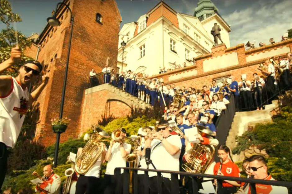 """Niezwykłe wykonanie """"Ody do radości"""" na święto Województwa Kujawsko-Pomorskiego"""
