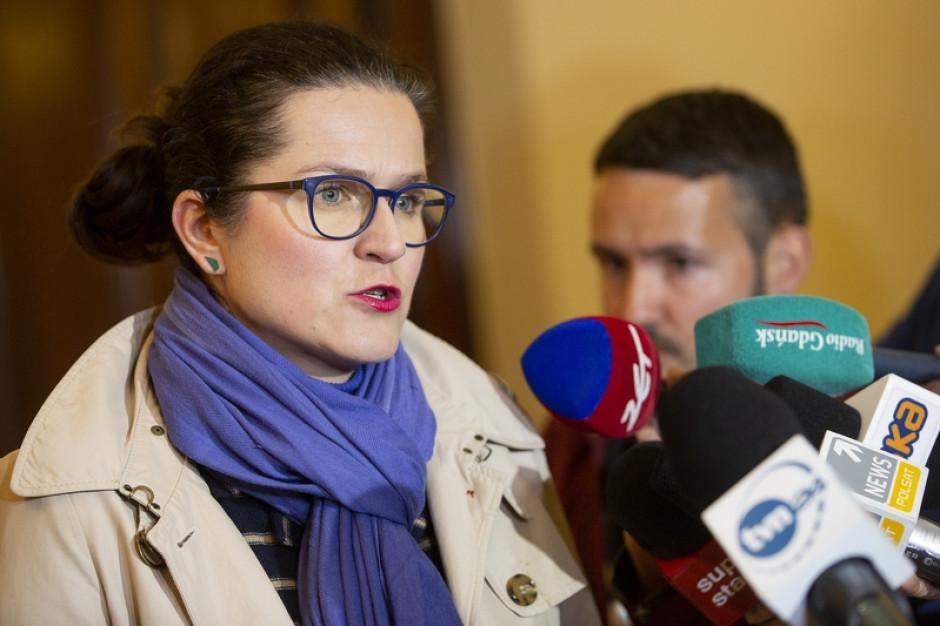 Wybory parlamentarne: Aleksandra Dulkiewicz kandydatką do Sejmu?