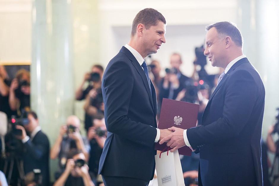 """Nowy minister edukacji: """"Będę współpracował z każdym, kto chce dobra polskiej szkoły"""""""