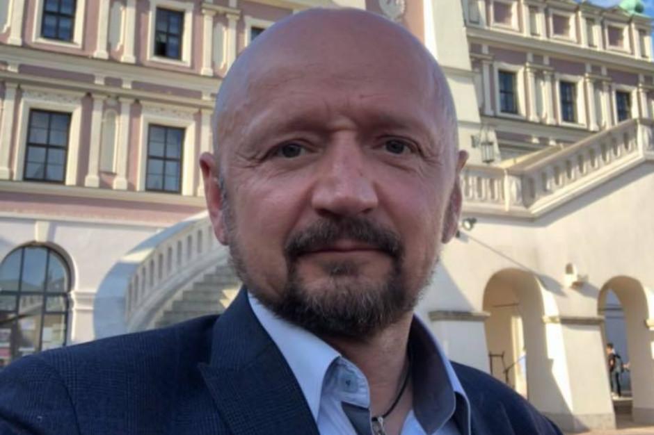 Lubelskie: Radny Jacek Bury odchodzi z Nowoczesnej