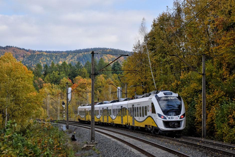Kolej wraca do Lubina. W mieście feta, w gminie oburzenie
