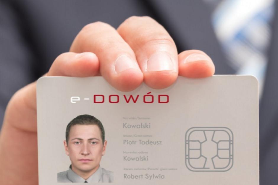 Pół miliona Polaków ma już e-dowód