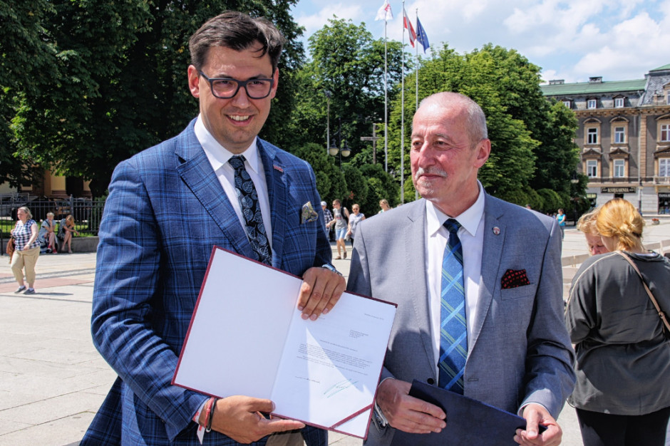 Karol Semik i Konrad Frysztak wyrazili się jasno: chcą kandydować w wyborach parlamentarnych