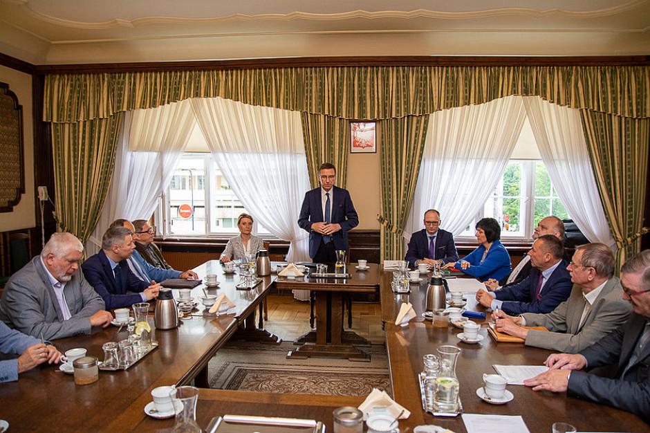 Prezydent Olsztyna powołał nową radę gospodarczą