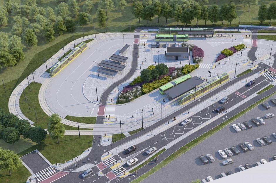 Poznań: wybrano wykonawcę trasy tramwajowej za kilkadziesiąt mln złotych