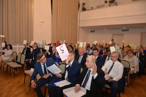 Dyskutowano także o aktualnych problemach szpitali powiatowych (fot. szgp)