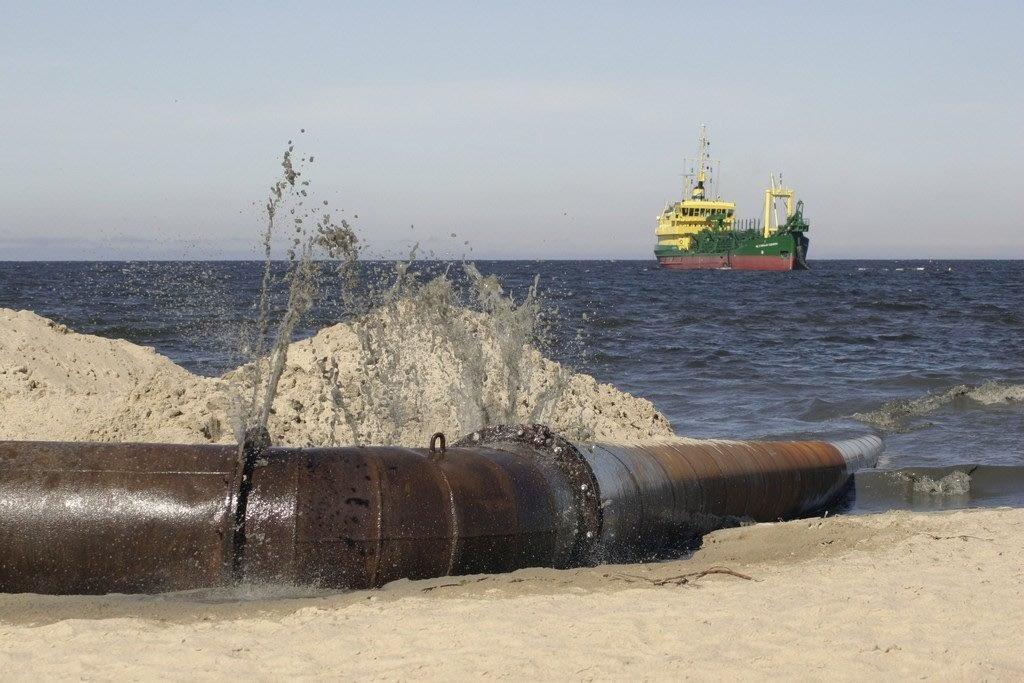 Urząd Morski uspokaja: prace będą prowadzone odcinkami (fot. UM)