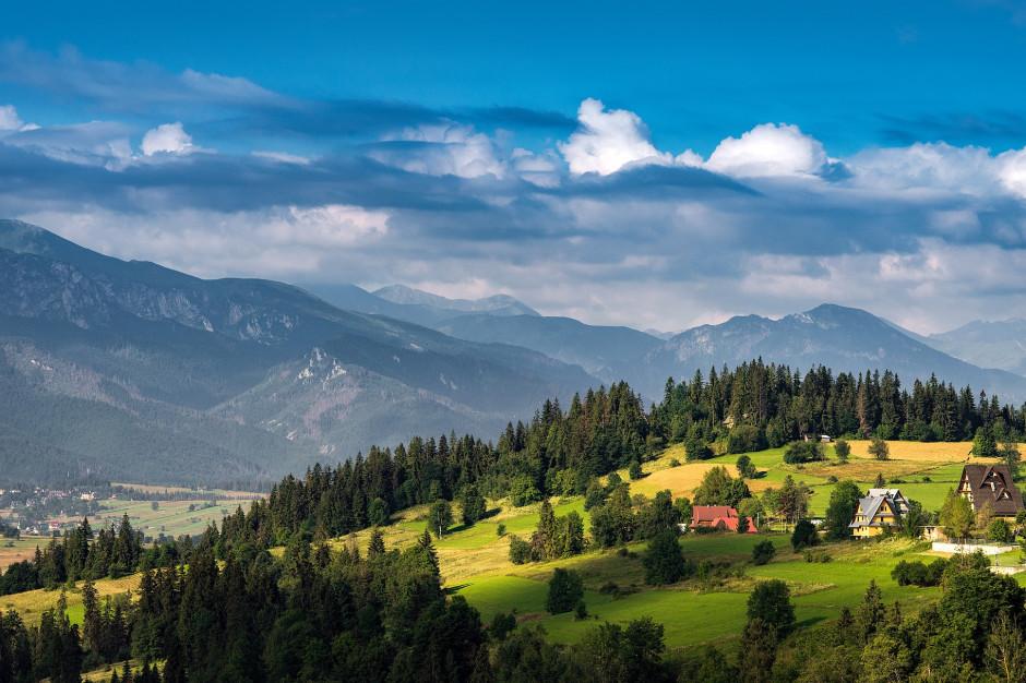 Bieszczady: Upały i burze w górach. Turyści muszą uważać