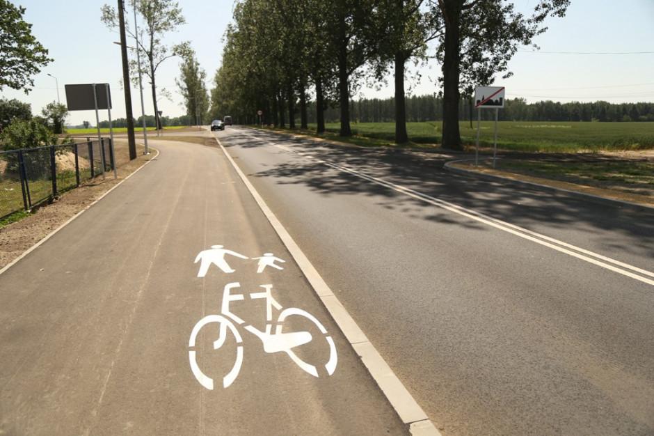 Droga Opole-Namysłów z kolejnym wyremontowanym odcinkiem