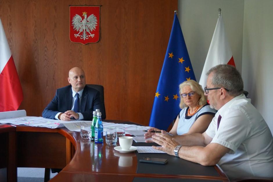 Wielkopolskie: Wojewoda zaniepokojony kłopotami na budowie kluczowej S5