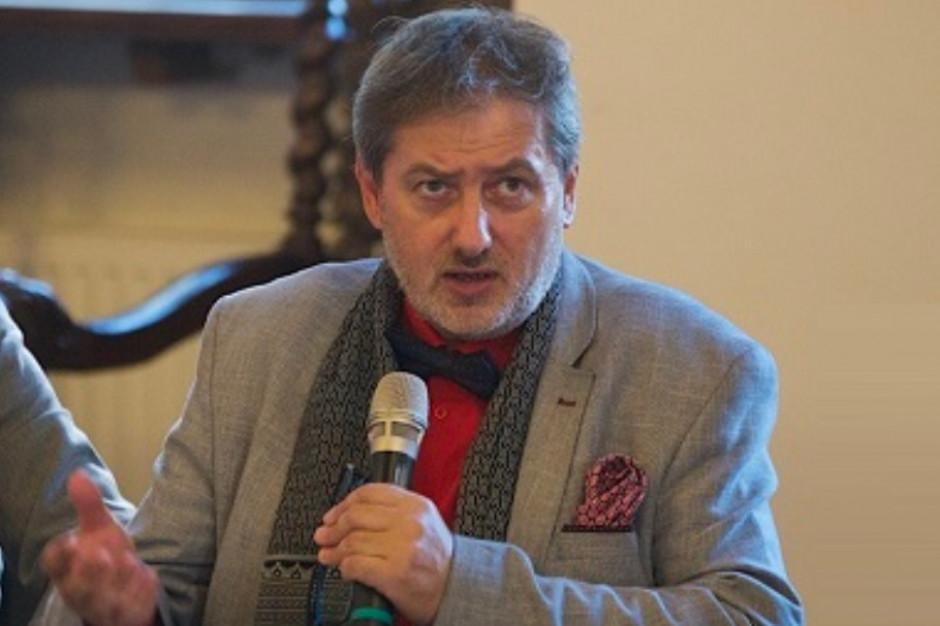 Dyrektor Muzeum Krakowa w zarządzie organizacji zrzeszającej muzea miejskie