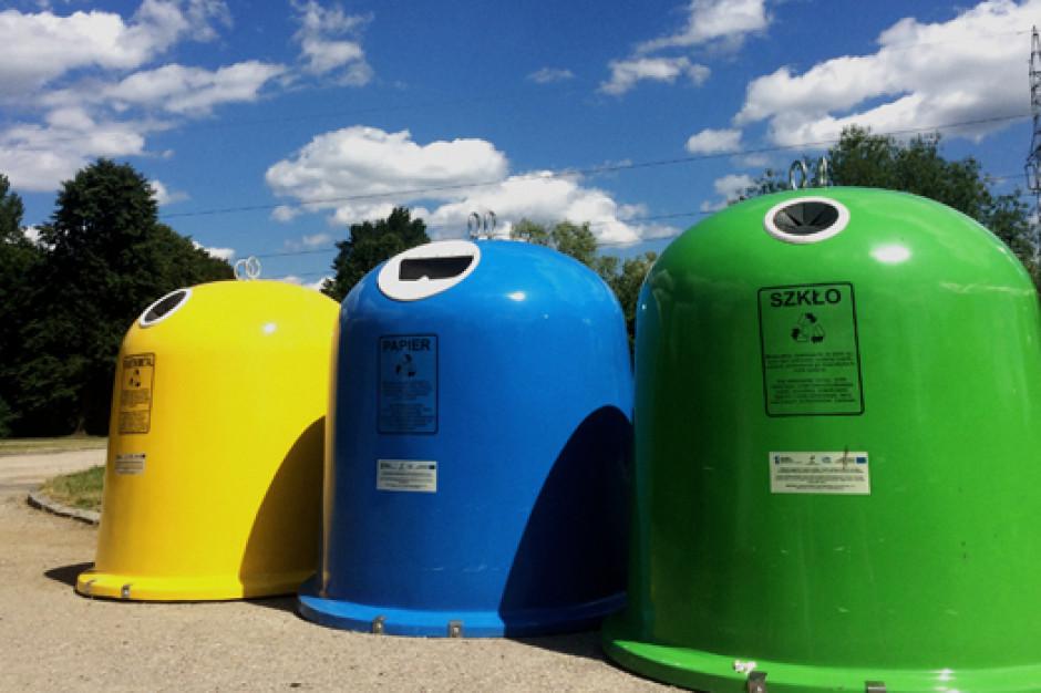 Gospodarka odpadami. Samorządy chcą zaproponować nową ustawę o porządku i czystości