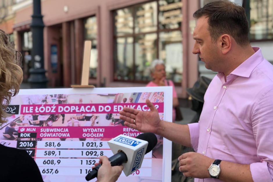 Władze Łodzi podsumowały straty na reformę edukacji. Będą chcieli odzyskać pieniądze sądownie