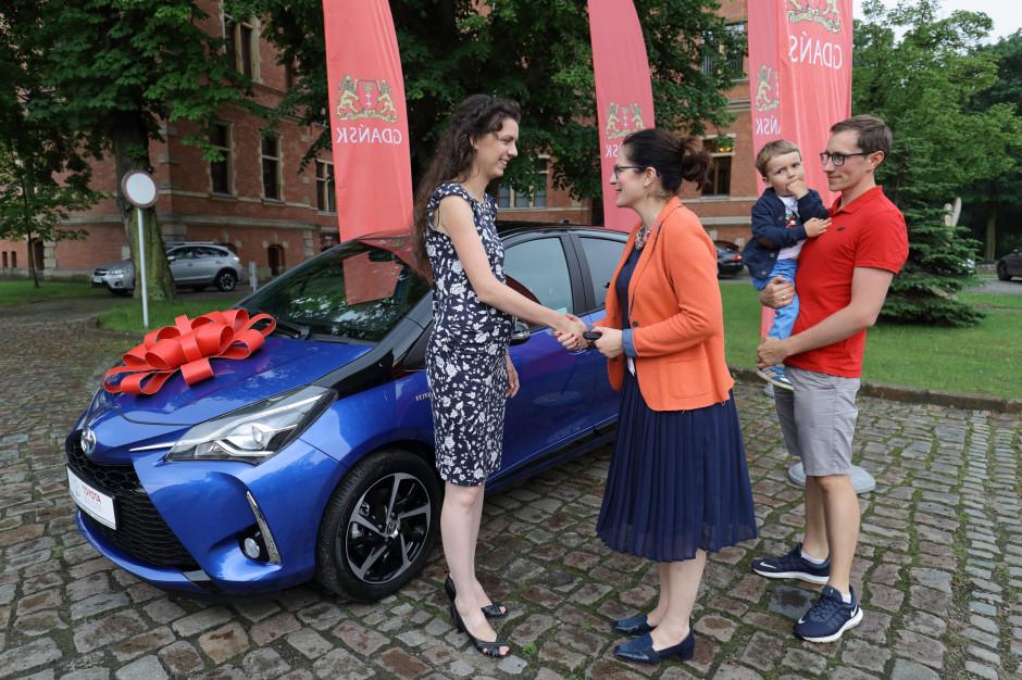 Loterie zachęcają do płacenia podatków w mieście. W Gdańsku i Sosnowcu wśród nagród samochody