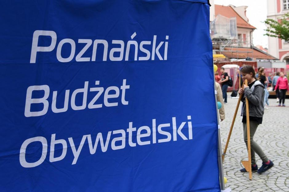 Poznański Budżet Obywatelski na rok 2020: zgłoszenia, terminy, głosowanie