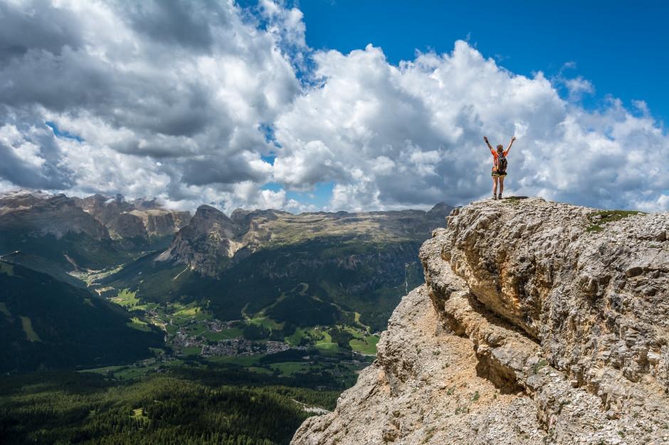 Bieszczady: Kolejny upalny dzień w górach. Możliwe burze