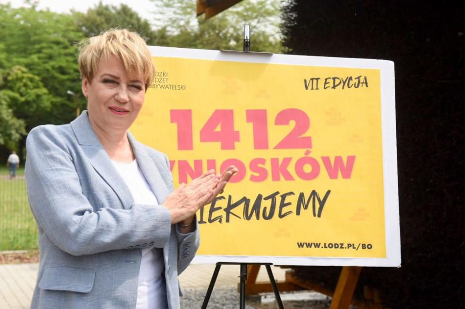 Łódź: Rekordowa liczba wniosków do budżetu obywatelskiego