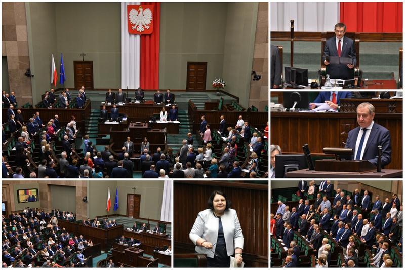 Sejm niemal jednogłośnie przyjął nowelizację Karty Nauczyciela (fot. sejm.gov.pl)