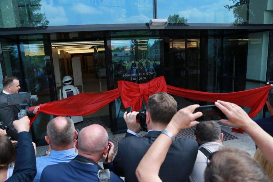 Mediateka 800-lecia w Piotrkowie Trybunalskim już otwarta