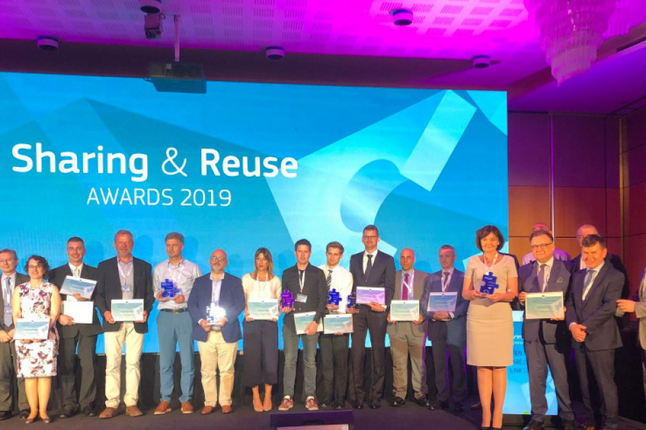 Wrota Mazowsza nagrodzone w prestiżowym konkursie Komisji Europejskiej