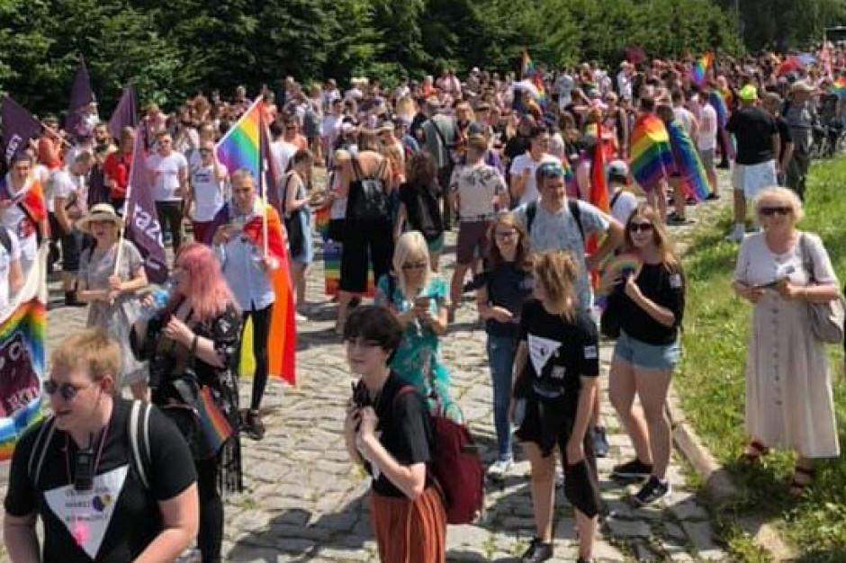 Olsztyn: Marsz Równości bez incydentów