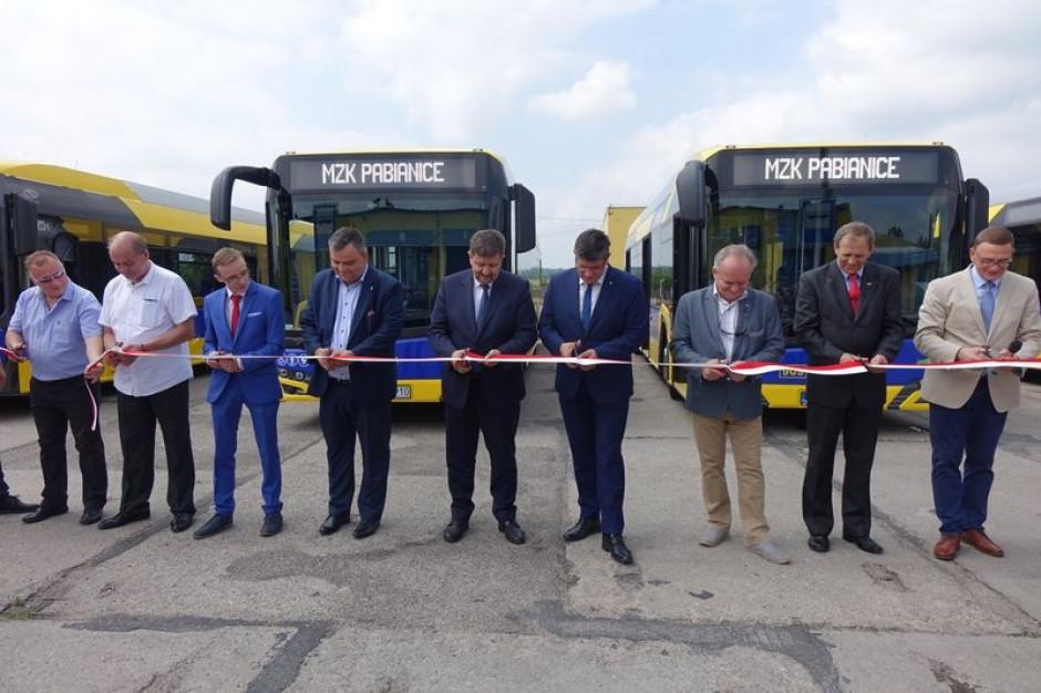 Elektryczne autobusy wyjadą na ulice Pabianic